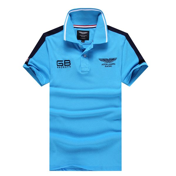535440689775 Brand Camisa Polo Shirt Men Design Cotton Polos Mens Short Sleeve Polo  Shirts Sports jerseys golf