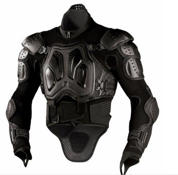 Motorcycle Armor Jacket Riding protective gear racing wear protection neck locomotive cross-country skiing special anti-fall arm