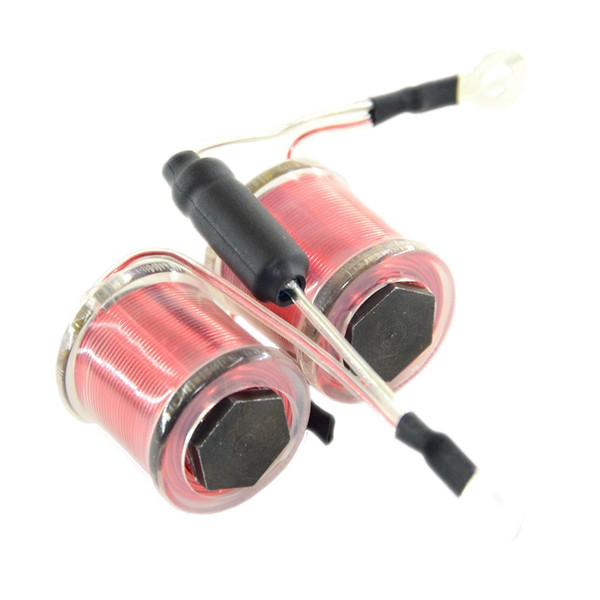 1PC 25MM 10WRAPS 24AWG COPPER WIRE SHADER 8/32 25H.24.10.47UF50V-S-01 TATTOO MACHINE PART AIR MAIL