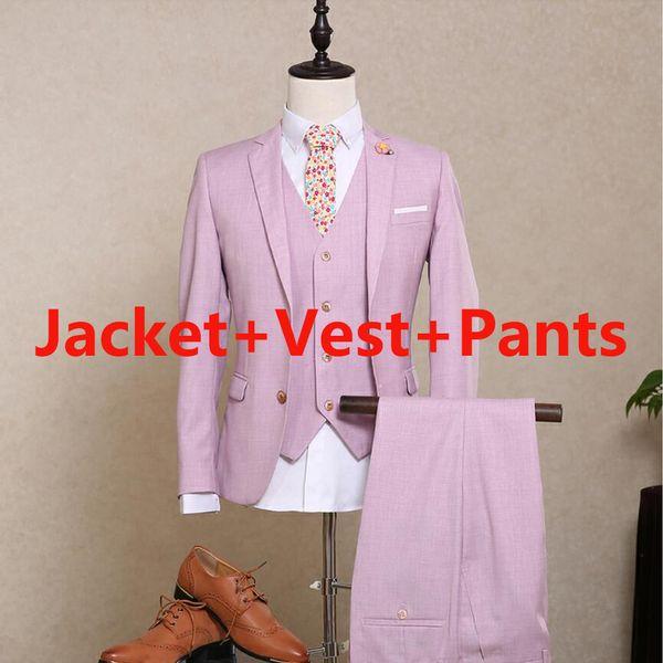 Ceketi yelek pantolon