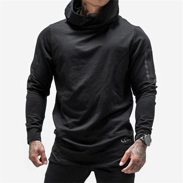 GIGENT 2018 New Gyms Body Engineers Fashion Men Hoodies Brand High Quality Men Sweatshirt Hoodie Casual Zipper Hooded Jackets