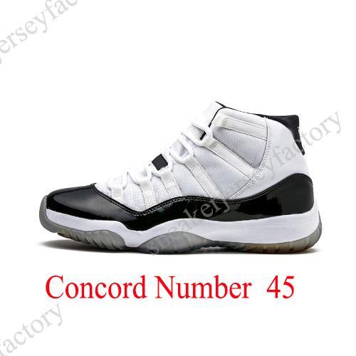 45 Concord High