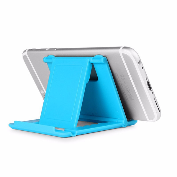 Universal Foldable Mini Stand Portable Folding Holder For Cell phones I phone4 4s 5 Sam sung HTC DHL free shipping
