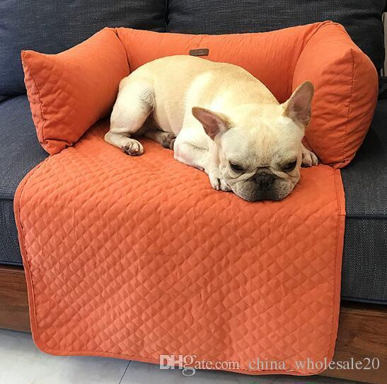 Terrific 2019 Pet Cat Sleeping Sofa Mat Warm Quilted Dog Bed House Protect Sofa Cover Big Blanket Cushion For Labrador From China Wholesale13 18 34 Ocoug Best Dining Table And Chair Ideas Images Ocougorg