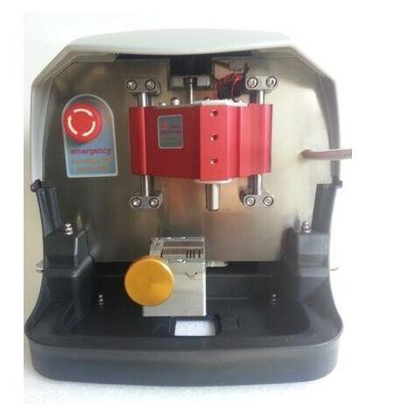 2018 Good Quality Automatic KCM key cutting machine,updated verison of X6 V8 key machine,better than slica and wenxing key cutting machine
