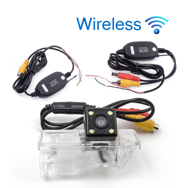 Wireless HD Car Rear View Camera For Benz Viano 2010-2011 Parking Backup Reverse Camera Night Vision Waterproof