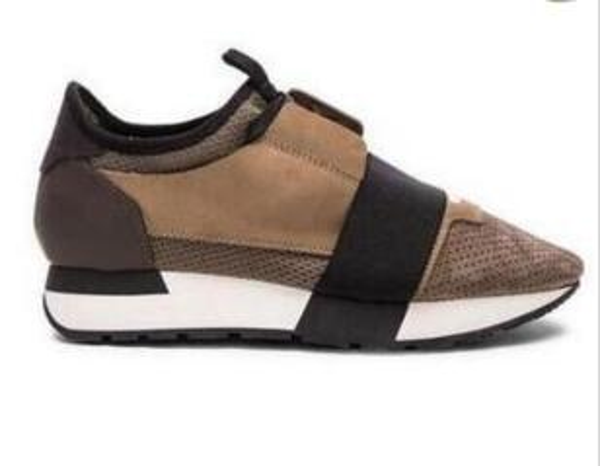 2018 sapatos de luxo recém-chegados primavera outono Genuíno Couro de vaca Casual Sneakers Trainer Serpente bordado beads Amantes sectio shoesww4