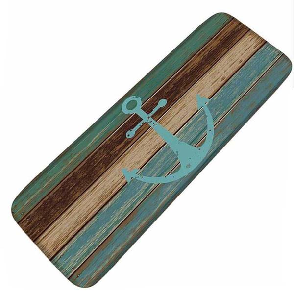 40*120CM Long Kitchen Mat Anti-slip Bedroom Carpet Washable Entrance Doormat Hallway Bedroom Area Rug