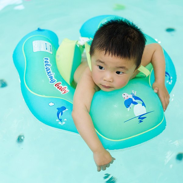 Baby Swimming Ring Child Swimming Floats Infant Armpit Floating Kids Pool Water Play Toys Bath Inflatable Swim Circle