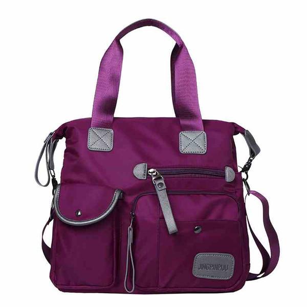 SAFEBET Brand 2018 New Fashion Women Casual Style Handbag Large Capacity Multifunction Waterproof Travel Crossbody bag