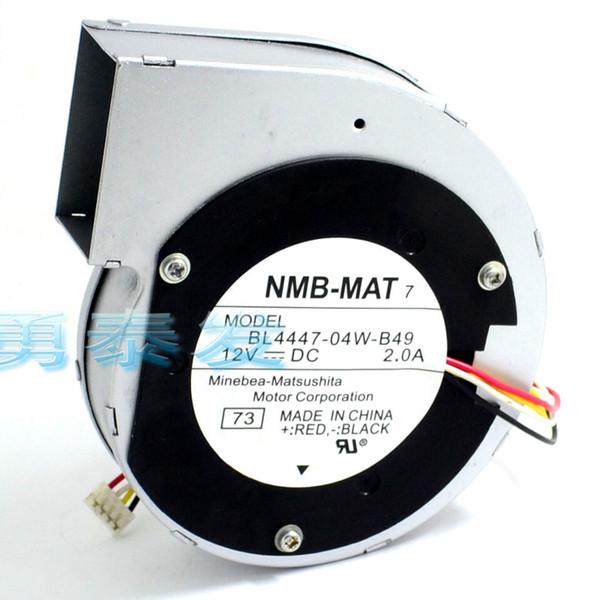 aNS Todo o Novo Semi CO Novo 11028 12 V 2A turbina ventilador centrífugo BL4447-04W-B49 110 * 110 * 28mm
