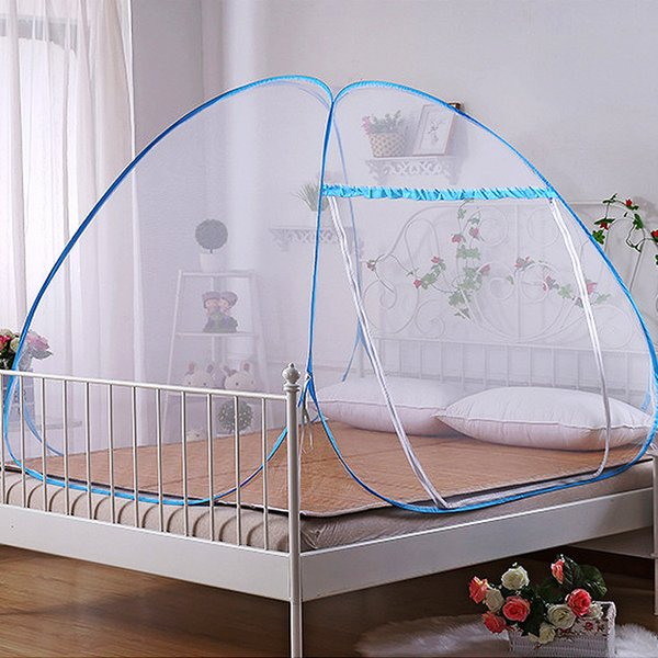pop up mosquito net for bed bug net bed tent for full king queen