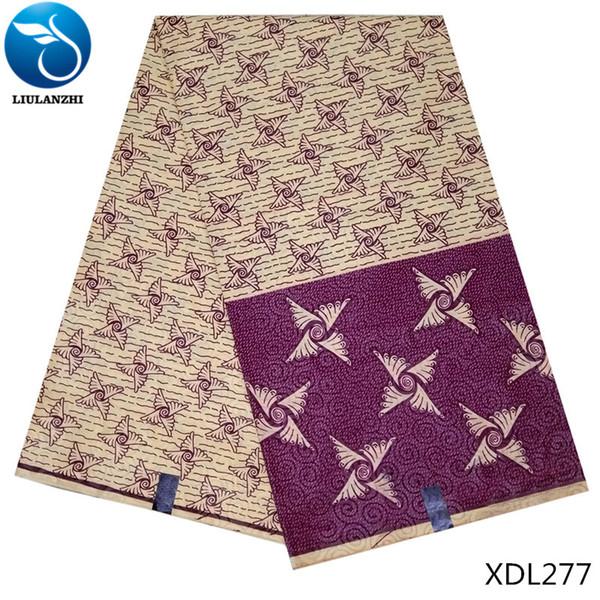 100% dacron polyester fabric african ankara fabric cheapest wholesale tissu wax africain nigerian wax prints fabric XDL