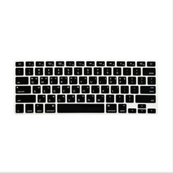 (50pcs) Korean US Silicone keyboard cover protector for Macbook Air Pro Retina 13 15 17 Layout Keyboard Skin Protective Stickers