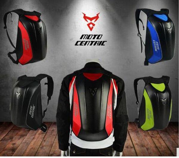 MOTOCENTRIC Hot 2018 zaino da moto Borsa da moto Impermeabile spalle riflettenti borsa da motocicletta borsa da corsa pacchetto GB