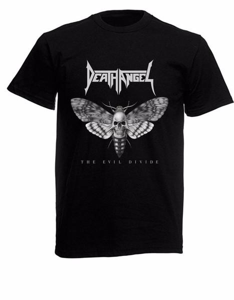 Death Angel The Evil Divide Mens Black Rock T-shirt NEW Sizes S-XXXL