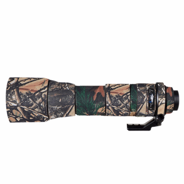 coat For Tamron 150-600A011 Skin Camera Waterproof Neoprene Camo Guns Clothing Protection Cover Lens Coat Camouflage Case