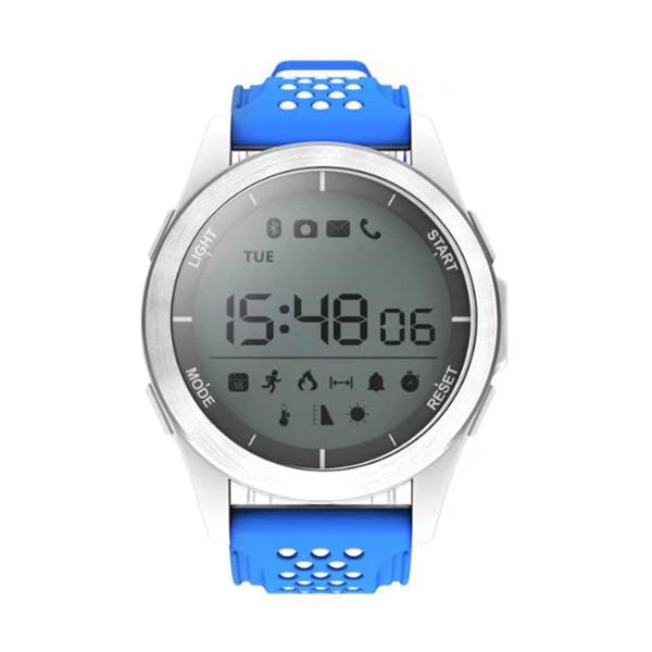 F3 Smart Watch IP67 Waterproof Support Bluetooth Luminous Altitude Meter Thermometer Pedometer Steps Sleep Tracker Smartwatch