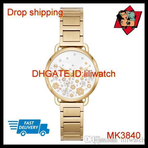 100% ORIGINAL JAPON MOVIMIENTO ENVÍO EN MUJER Reloj de pulsera de acero  inoxidable en tono 9e7e98276221