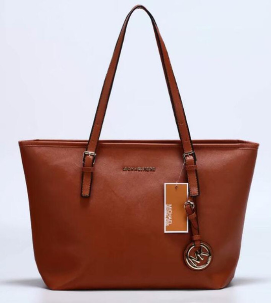 Michael Kors women Brand M K Bag classic handbag High-quality Coated canvas single shoulder bag fashion Mother bags Free Delivery