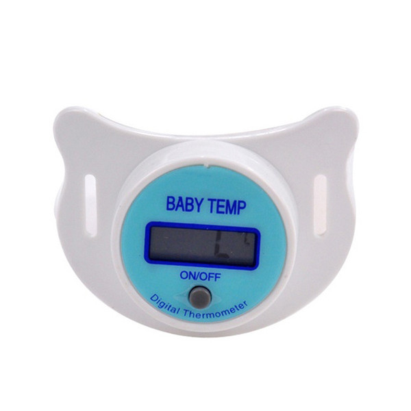 Soft Infant Baby Kid Nipple LCD Digital Mouth Pacifier Children Health Safety Care 88 88 S7JN