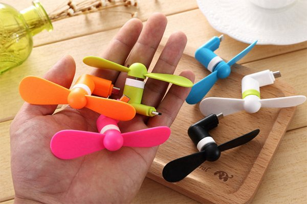 New Arrive Cable Mini USB Flexible Fan for all power supply gadgets by Smartphone Laptop Cooler for Andriod iPhone Mucti-function fan