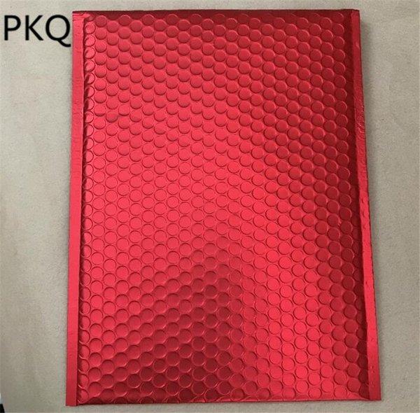 40pcs / lot 23 * 32cm Nutzraum gepolsterte Versandtasche Self Sealing Bunte Poly Blase Mailer Umschläge für Verpackung Geschenk