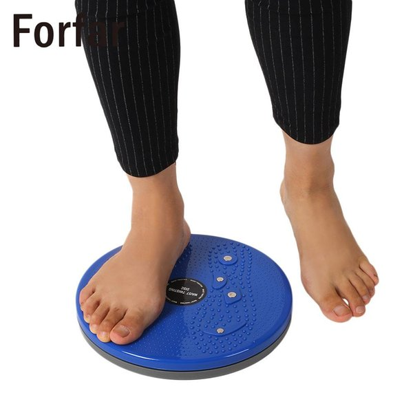 Twist Waist Body Foot Massage Disc Board Ejercicio Fitness Mantener Fit Twister