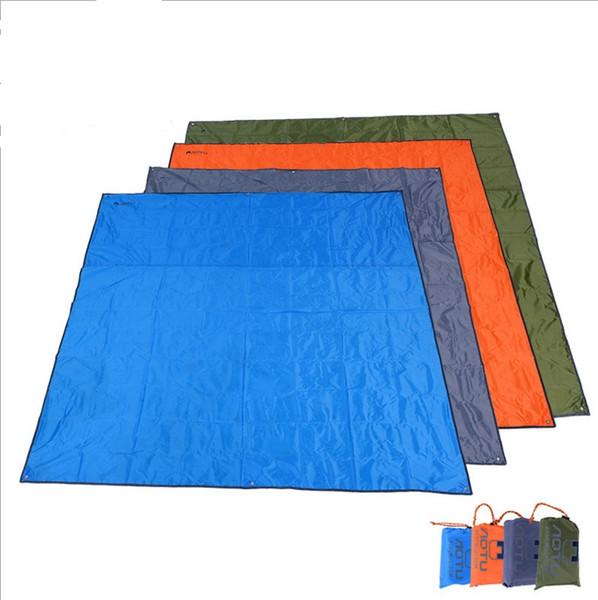 playa al aire libre, picnic, tienda de campaña, alfombra, 215 * 215 CM AT6210