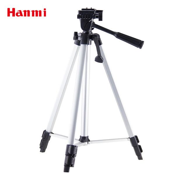 Hanmi New professional Aluminum manforotto camera tripod for SLR DSLR camera