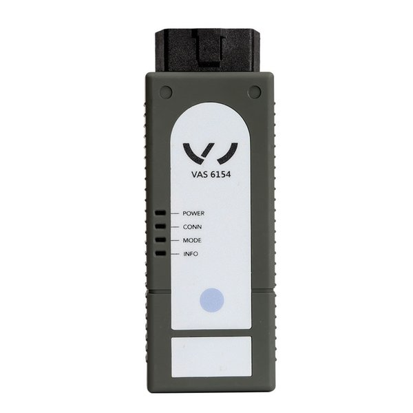 top popular LOONFUNG LF101 VAS 6154 Wifi diagnostic-tool Support UDS Protocol For Audi Skoda VW 2019
