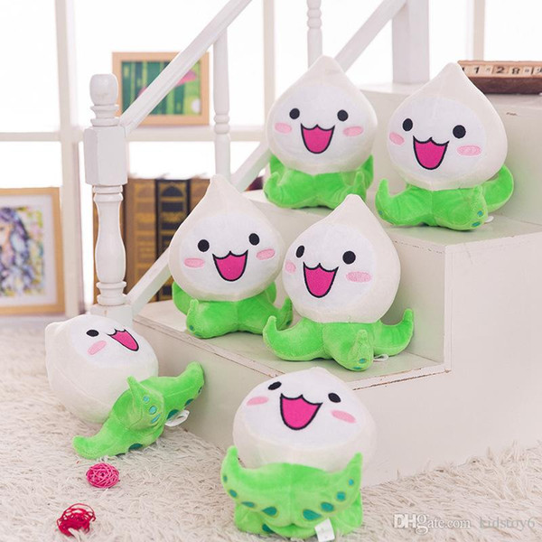 20CM Pachimari Plush Toys Dolls Kawaii Onion Pachimari Cosplay Stuffed Figure Doll Game Toy WITH VOIC for Kids Christmas Birthday Gift T415