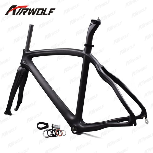 Airwolf Carbon Road Frame Chinese Bsa Bottom Bracket Carbon Frames ...
