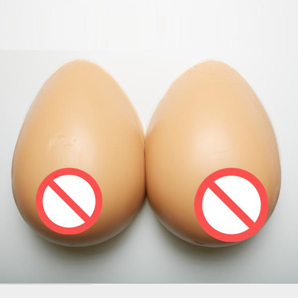 OT-70 100% Natural Feeling Artificial Breast Silicone S size Breast Forms For Men for free shipping!