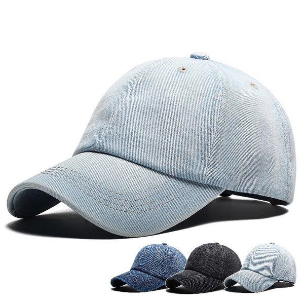 Sun Hats Men Women Cowboy Travel Hiking Camping Equipment Hand Washing Cap Pure Color Football Baseball Snapbacks Fashion 16 5jm bb