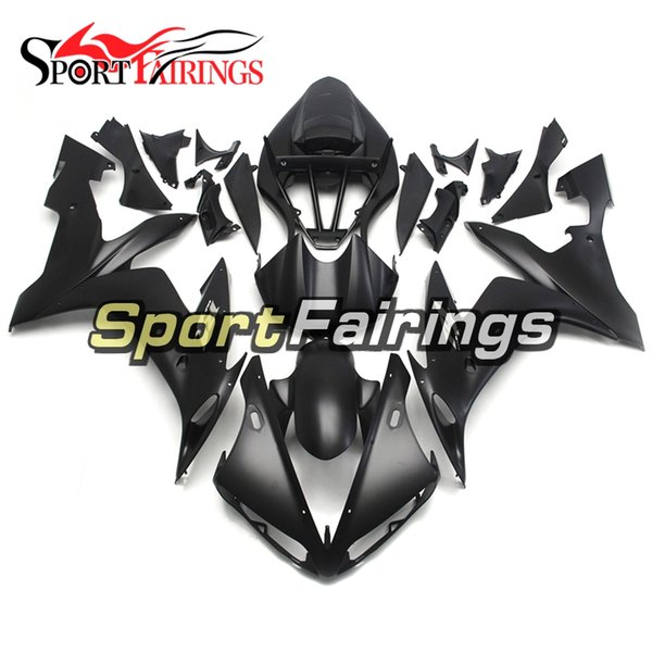 Full Fairing For Yamaha YZF1000 R1 Year 2004 - 2006 04 05 06 ABS Plastics Injection Motorcycle Body Kit Bodywork New Matte Grey Black Decals