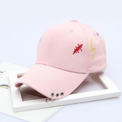 22 # XX tre anelli + cappello rosa JX119