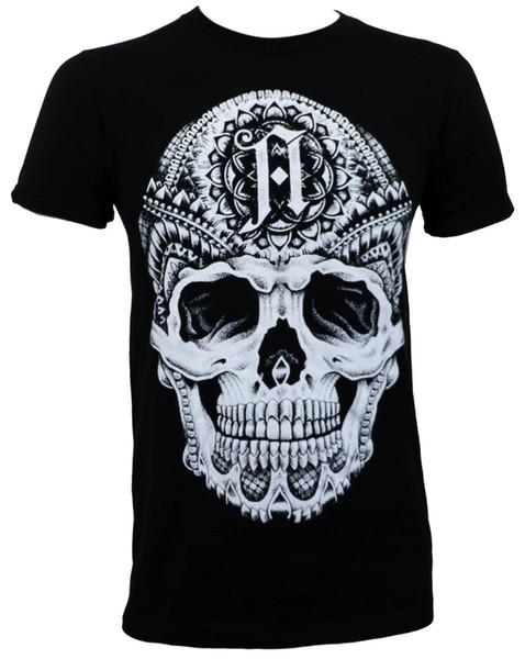 Novelty Design Men ARCHITECTS Band Skull Metalcore T-Shirt S M L XL 2XL NEW Men's Shirts Men Clothes Novelty Cool