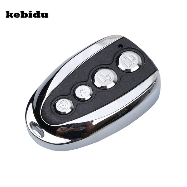 kebidu 433MHz Mini Auto Copy universale telecomando senza fili Copy Pulsante 4 Duplicator Clonazione auto chiave del cancello Keys