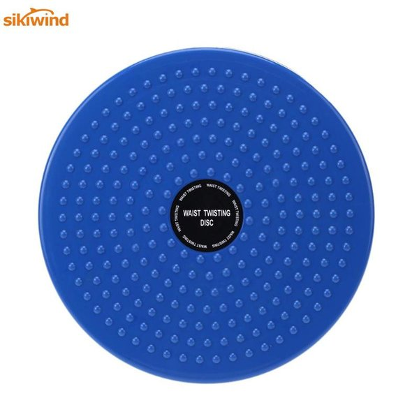 Plastic Twist Waist Disc Board Body Building Fitness Slim Twister Plate Exercise Gear Weight Loss Foot Massage Plate