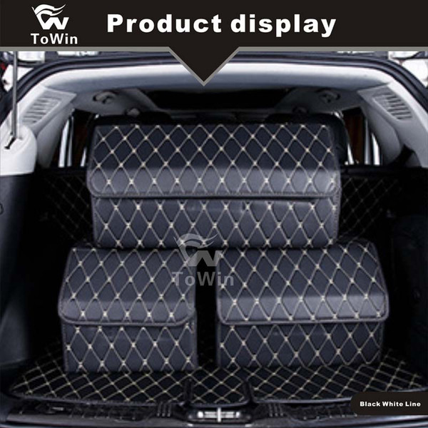 Car Trunk Organizer Car Toys Food Storage Container Bags Box Styling Auto Interior Accessories Supplies,Large storage box/bedroom/home.
