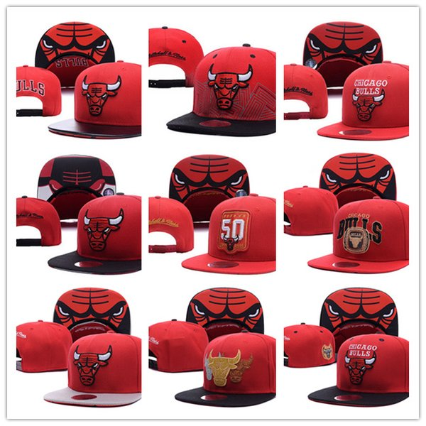 top popular 2018 Snapback Caps snapbacks Exclusive customized design Brands red Cap men women Adjustable golf baseball hat casquette hats Baseball cap 2020