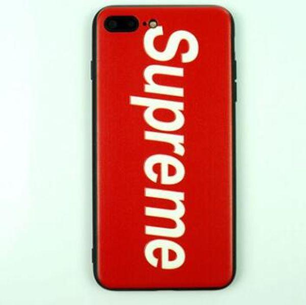Wholesale Designer Phone Case for IPhone XSMAX/XS/XR/X 6/6S 6plus/6S Plus 7/8 7plus/8plus OPPO Samsung Brand Case Letter Cover Phone Case