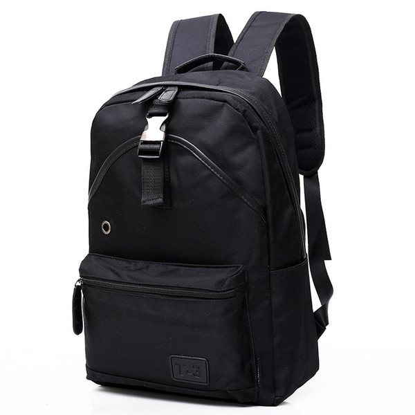 2018 new men leisure backpack for college student capacity backpack schoolbag laptop male multifunction travel rucksack