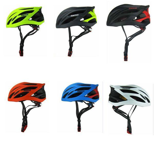 2017 Cycling Helmet Ultralight Bike Helmet Men Women Eps Road Bike Helmet Mtb Bicycle Helmets Ln -Mold Matte Visor Casco Ciclismo