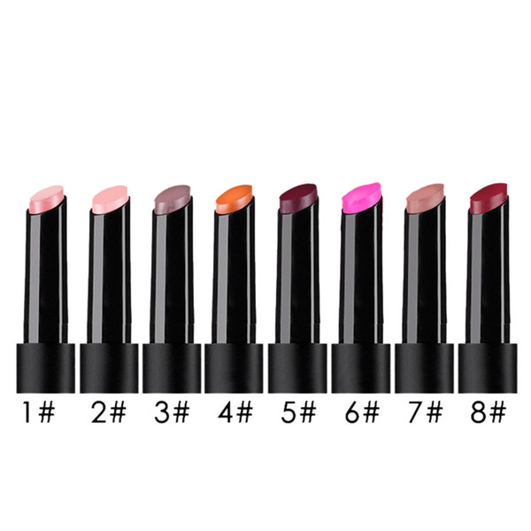 2018 New High Quality Waterproof Long Lasting Vampire Style Makeup Lipstick Lip Gloss Beauty Maquiagem Drop Shipping
