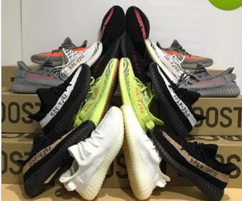 2019 Best Quality Trainers Butter 35O v2 Beluga 2.0 Running Shoes Cream White Static 35O V2 Designer Men Women Sport Sneakers