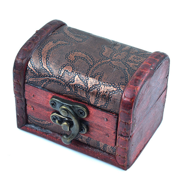 Vintage Jewelry Boxes wood jewelry box, the wedding ring/earring display cases cosmetics jewelry boxes and packaging