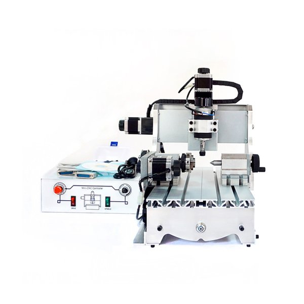 2019 3 Axis 4 Axis Mini Cnc Router 3020 300w Spindle Woodworking Lathe Machine For Pvc Acrylic Plastic Wood From Lybga6 512 97 Dhgate Com