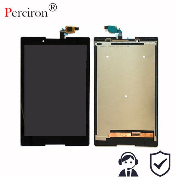 New 8'' inch For Lenovo Tab 2 A8-50F Tab2 A8-50LC A8-50 Tablet PC Touch Screen + LCD Display Assembly Parts case Free shipping